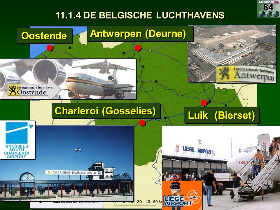 11.1.4 DE BELGISCHE LUCHTHAVENS
