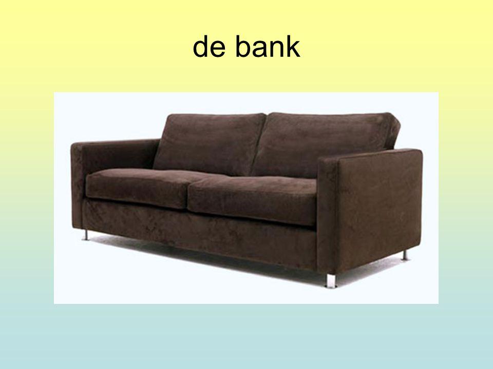 de bank
