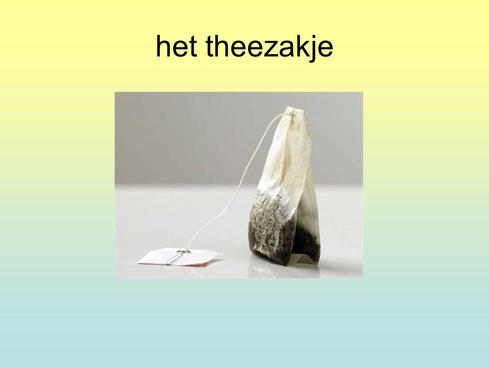 het theezakje