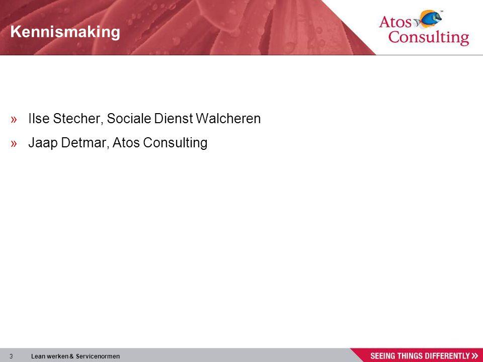Kennismaking Ilse Stecher, Sociale Dienst Walcheren