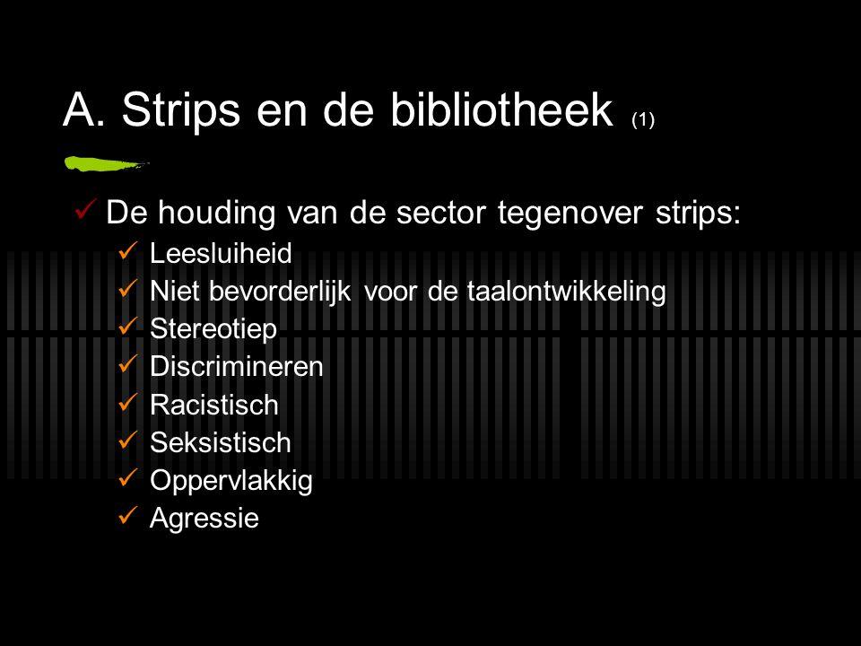 A. Strips en de bibliotheek (1)