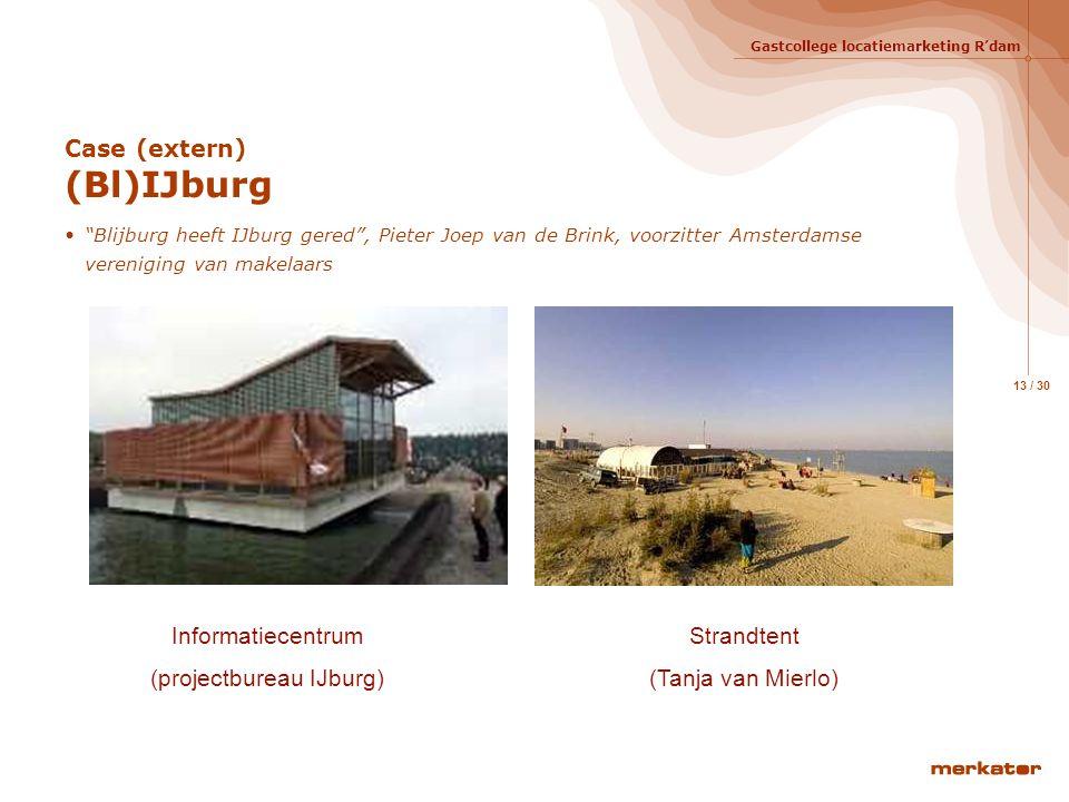 Case (extern) (Bl)IJburg