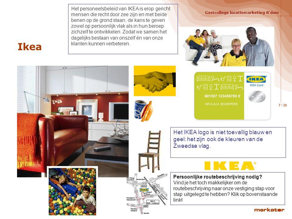 Het personeelsbeleid van IKEA is erop gericht mensen die recht door zee zijn en met beide benen op de grond staan, de kans te geven zowel op persoonlijk vlak als in hun beroep zichzelf te ontwikkelen. Zodat we samen het dagelijks bestaan van onszelf én van onze klanten kunnen verbeteren.