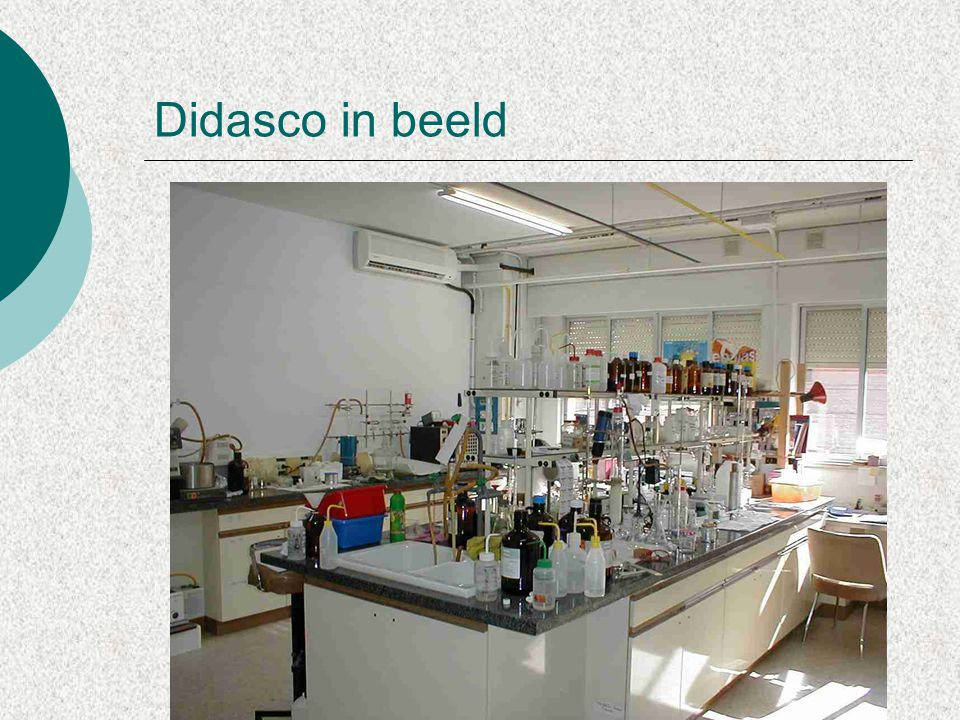 Didasco in beeld