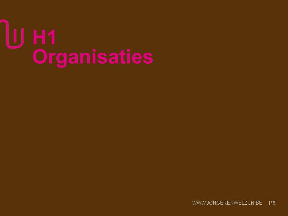 H1 Organisaties