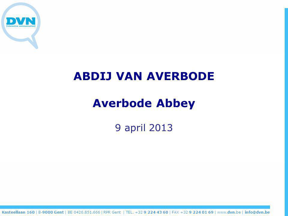 ABDIJ VAN AVERBODE Averbode Abbey