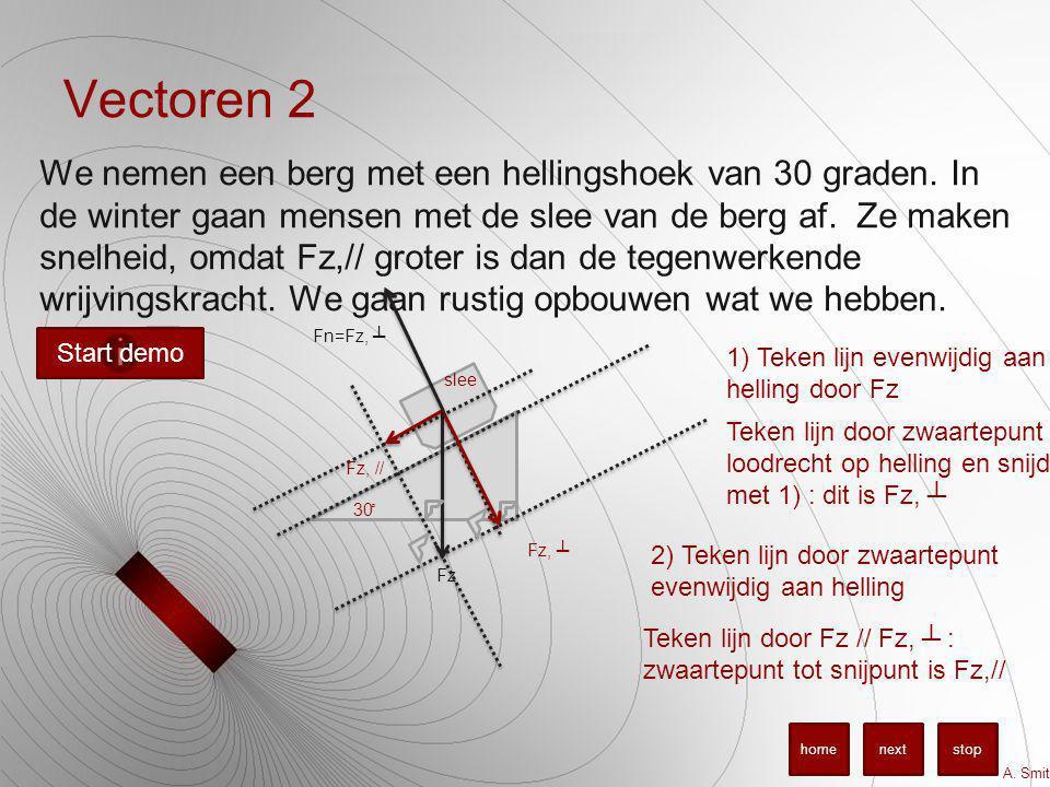Vectoren 2