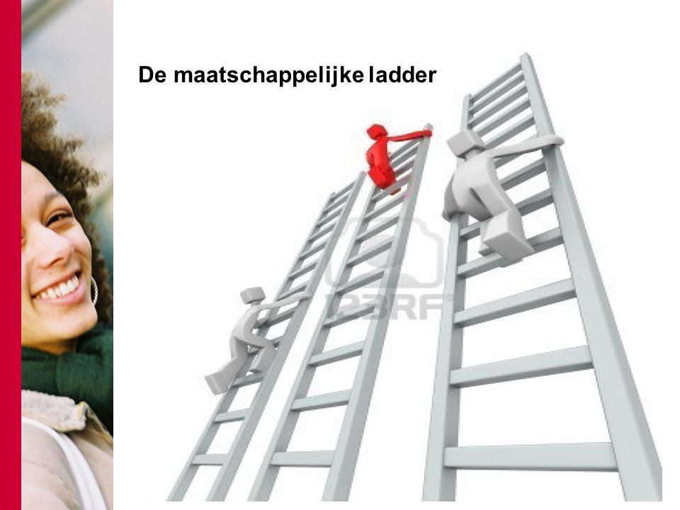 De maatschappelijke ladder