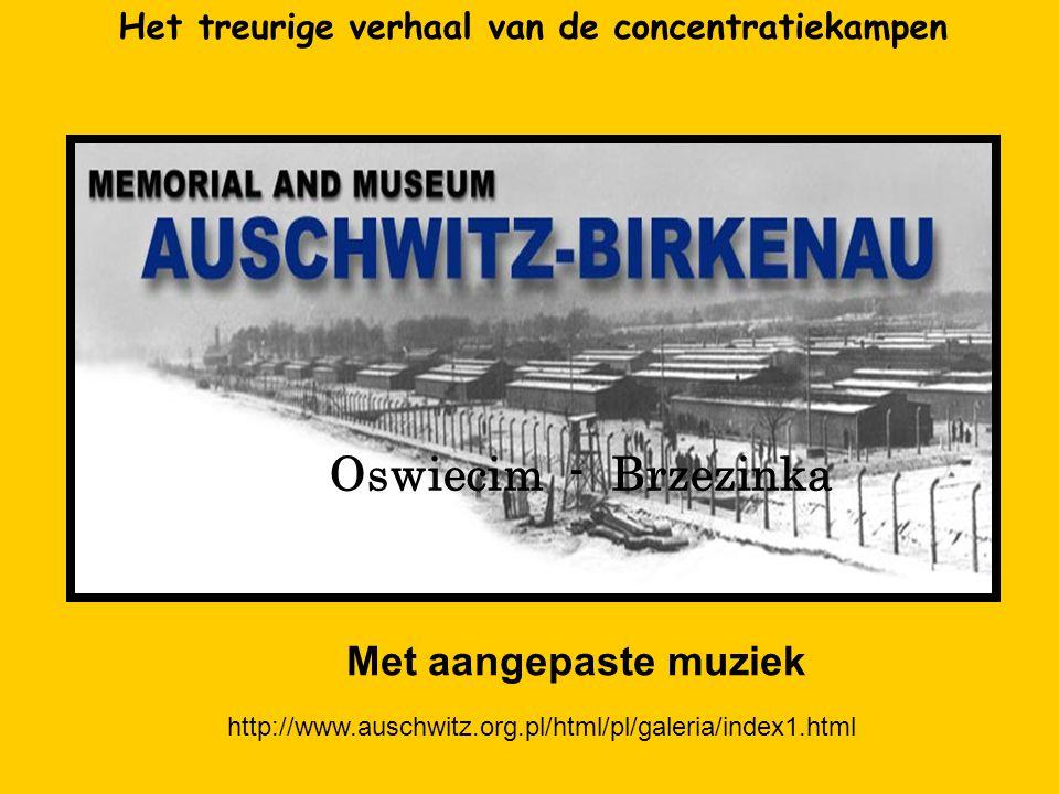Auschwitz Birkenau Oswiecimiu Brzezinka