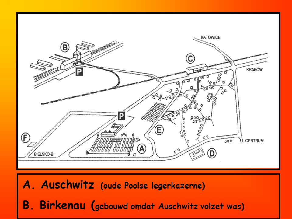Auschwitz (oude Poolse legerkazerne)