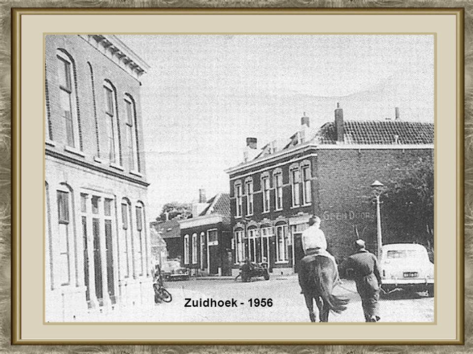 Zuidhoek - 1956