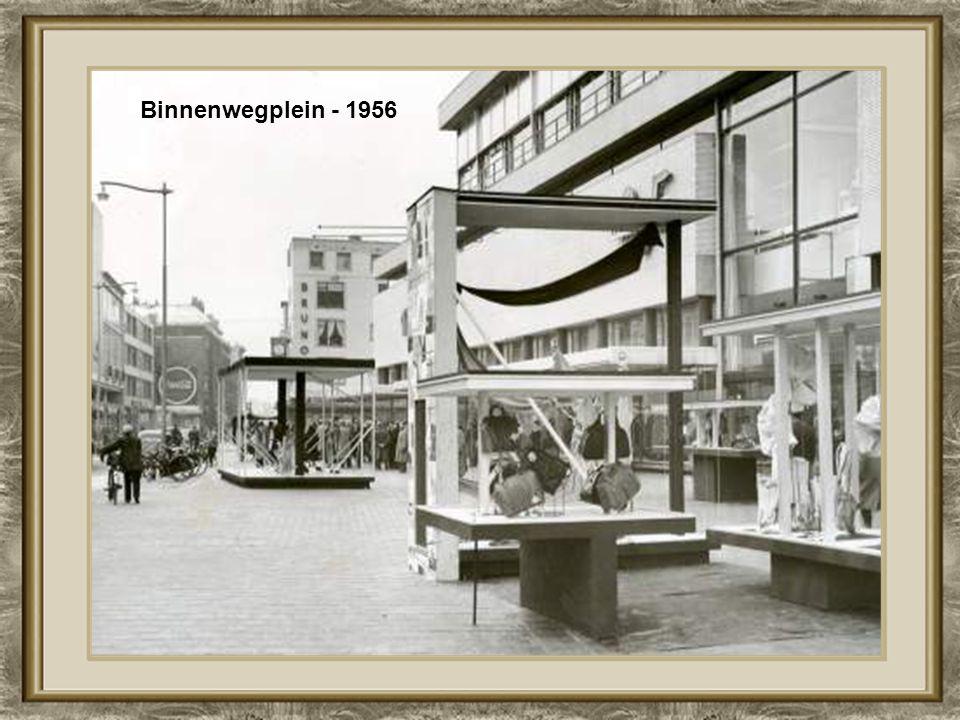 Binnenwegplein - 1956