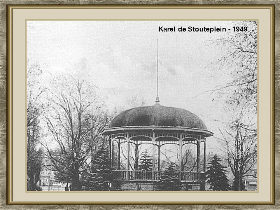 Karel de Stouteplein - 1949