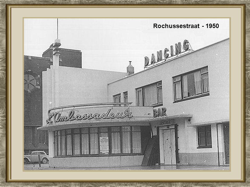 Rochussestraat - 1950