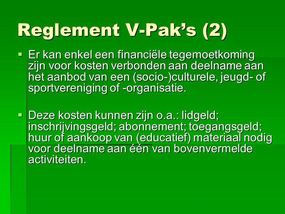 Reglement V-Pak's (2)