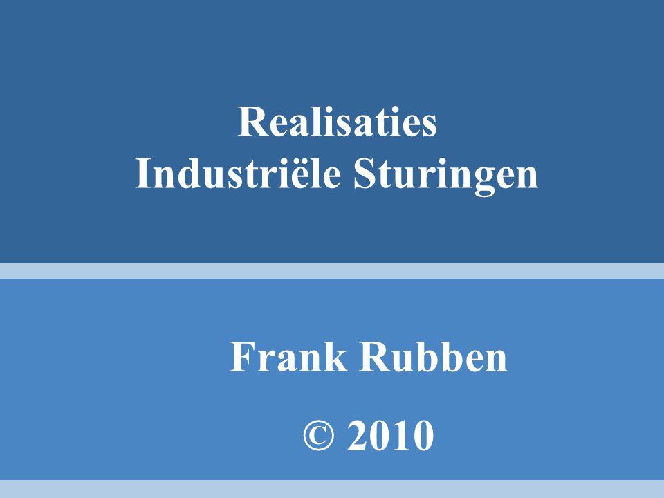 Realisaties Industriële Sturingen