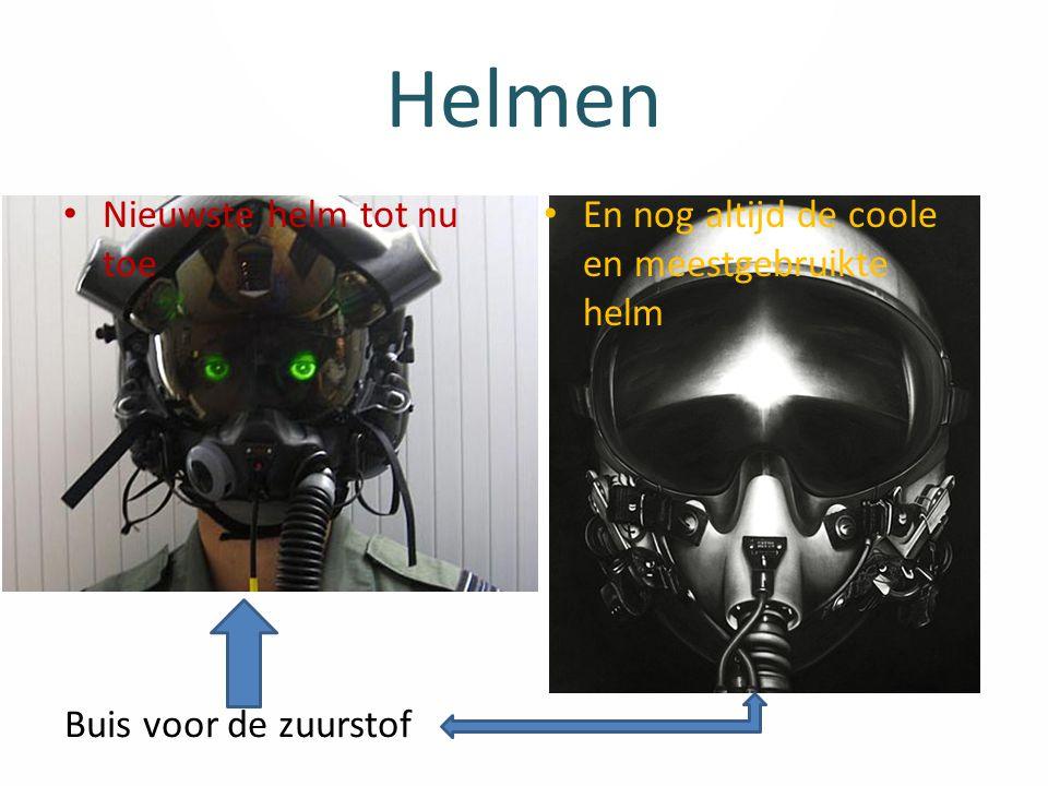 Helmen Nieuwste helm tot nu toe