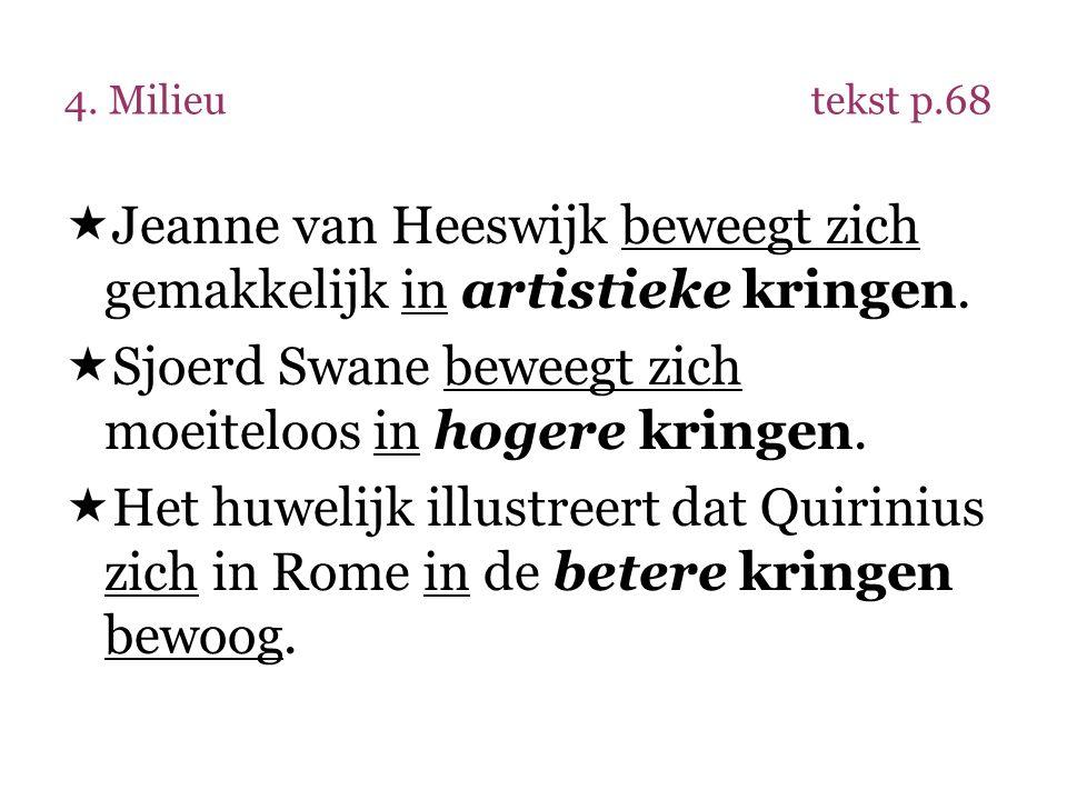 Jeanne van Heeswijk beweegt zich gemakkelijk in artistieke kringen.