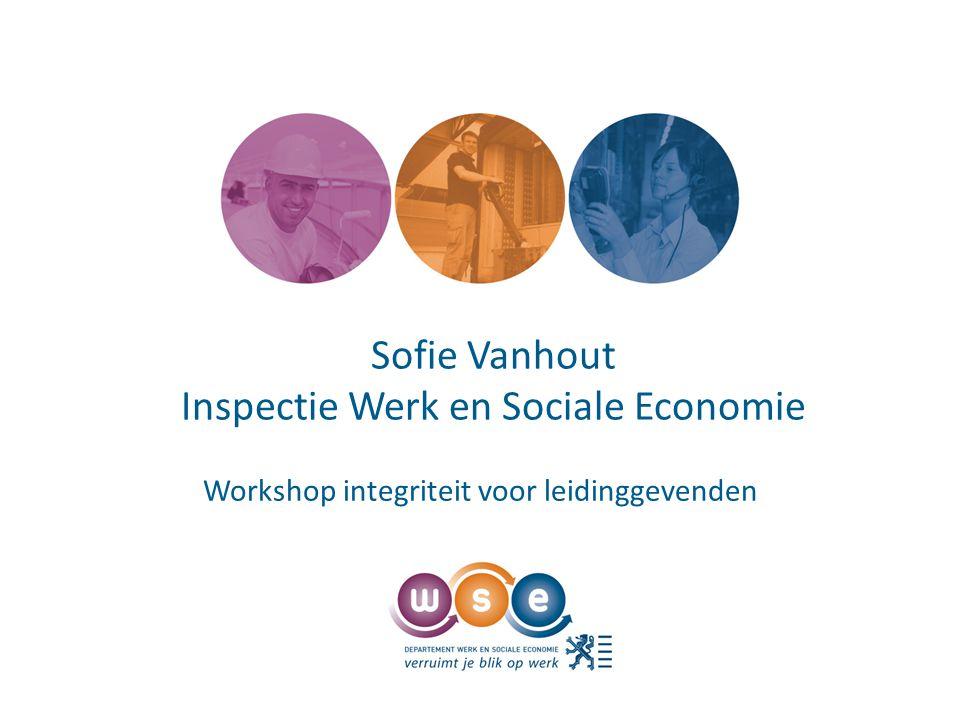 Startpunt 2008: evaluatie deontologische code Vlaamse overheid