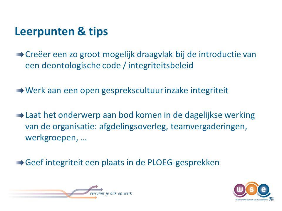 Meer weten Sofie Vanhout Staflid inspectie Werk en Sociale Economie