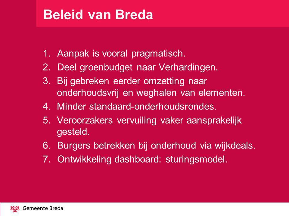 Beleid van Breda Aanpak is vooral pragmatisch.
