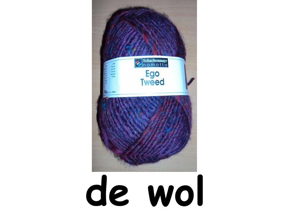 de wol