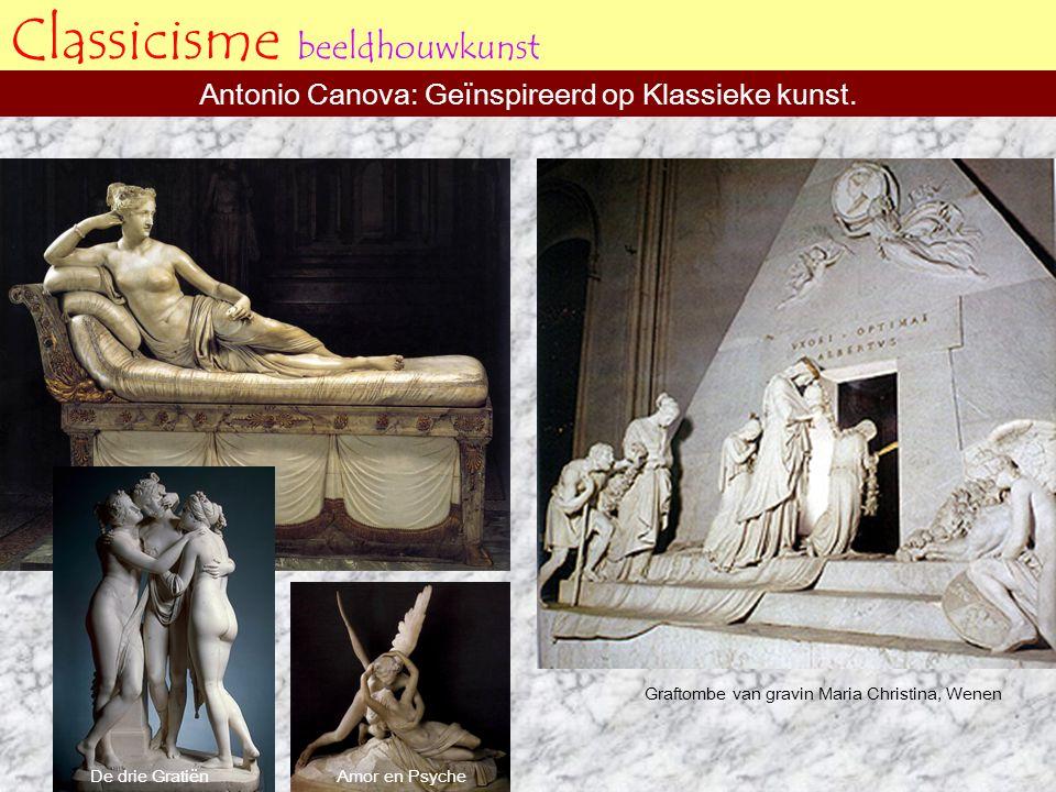 Classicisme beeldhouwkunst