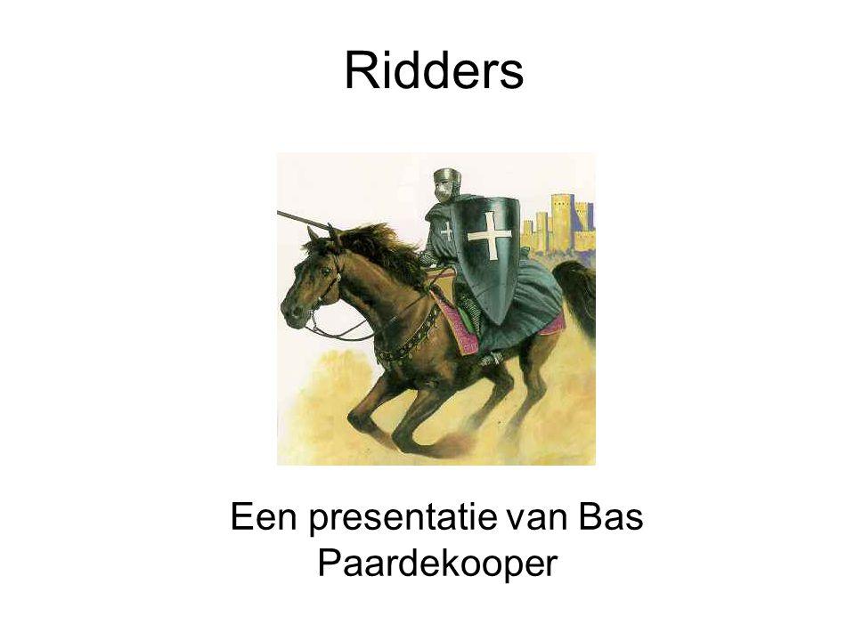 Een presentatie van Bas Paardekooper