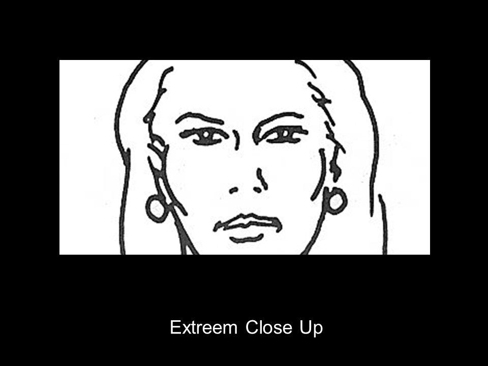 Extreem Close Up