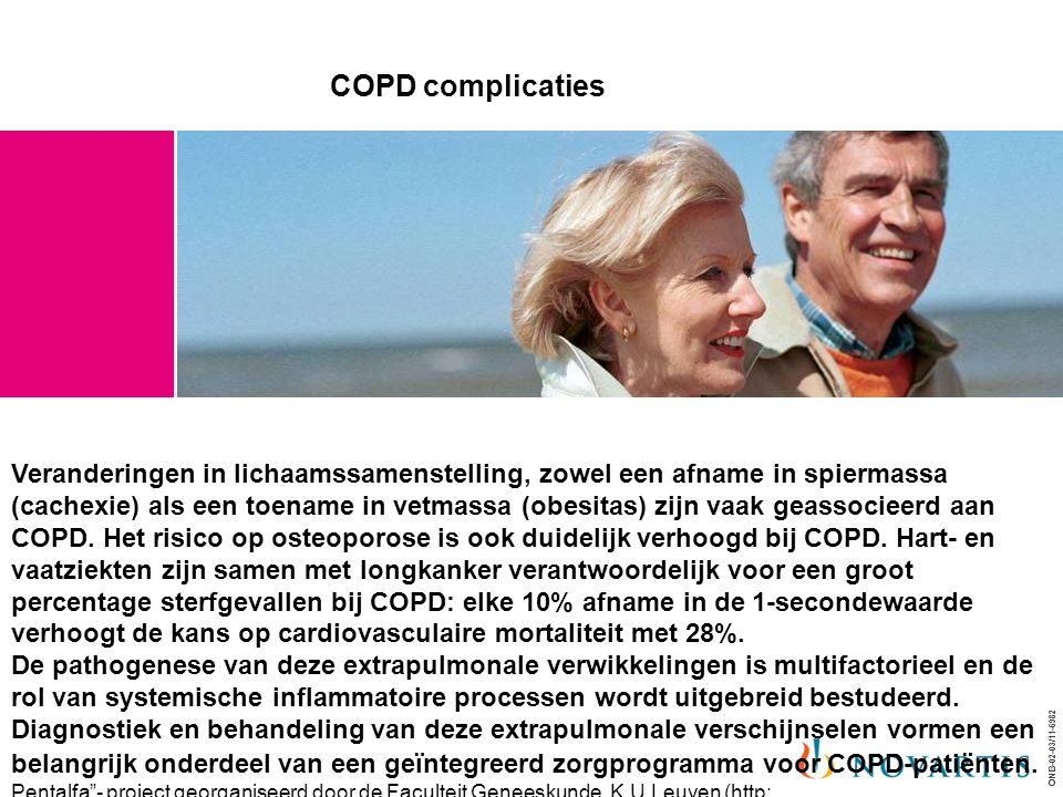 COPD complicaties