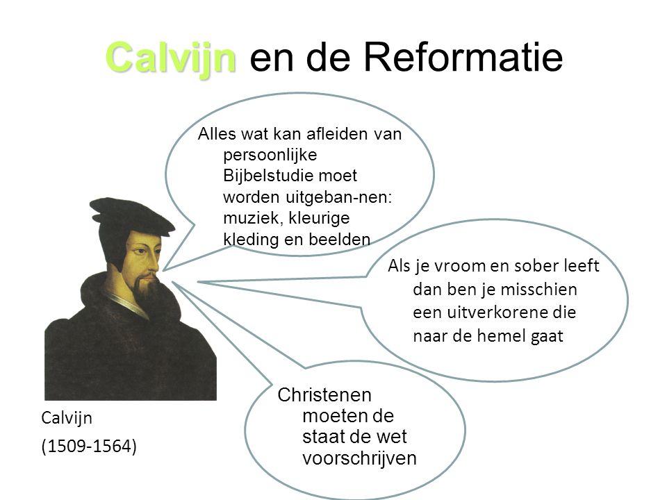 Calvijn en de Reformatie