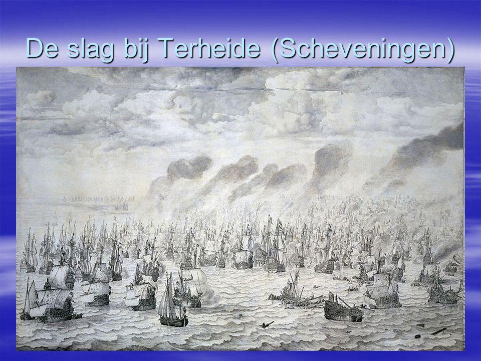 De slag bij Terheide (Scheveningen)