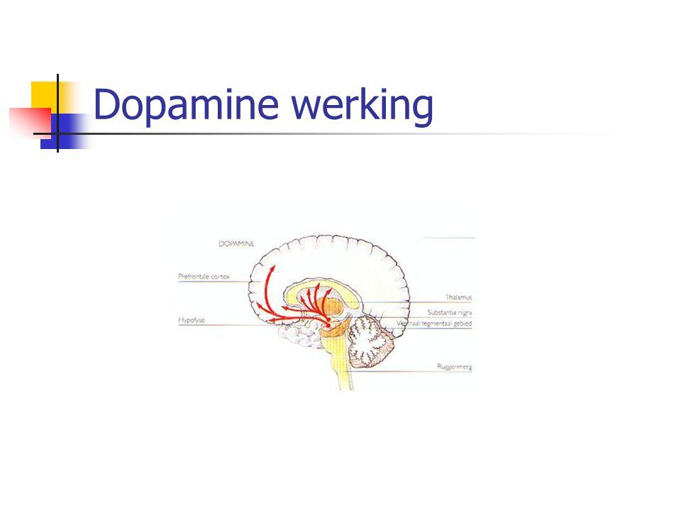 Dopamine werking
