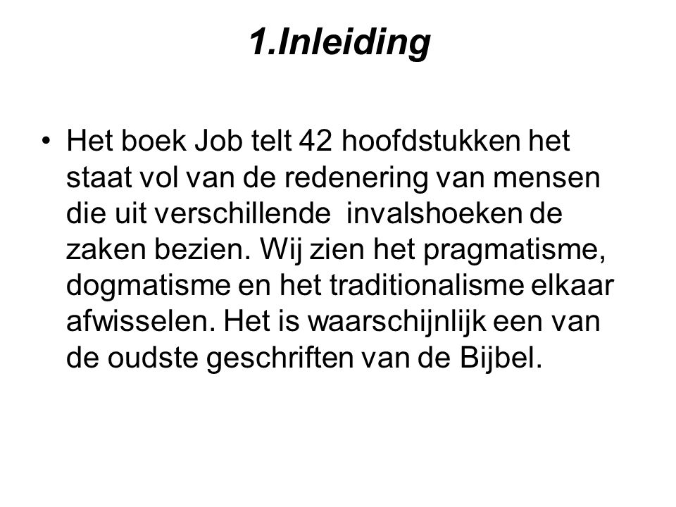 1.Inleiding