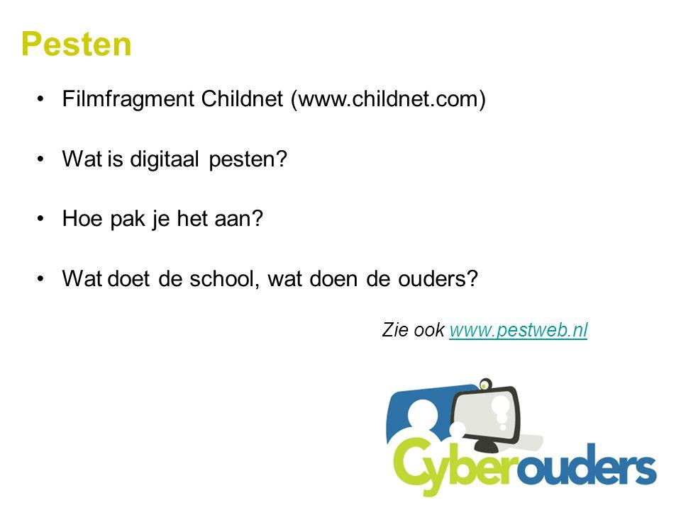 Pesten Filmfragment Childnet (www.childnet.com)