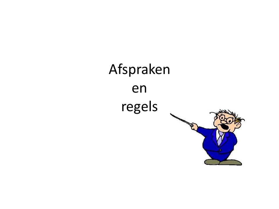 Citaten Over Afspraken : Afspraken en regels ppt video online download