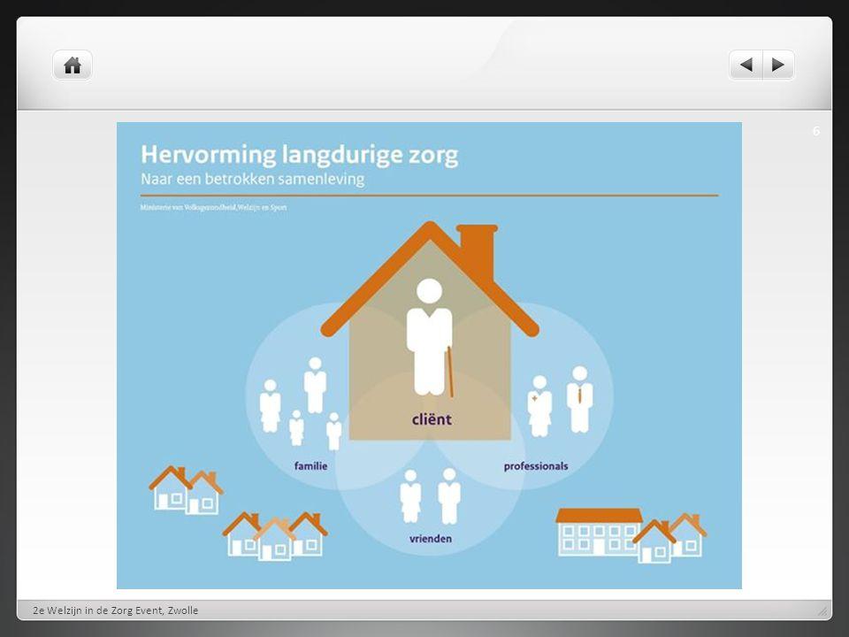 2e Welzijn in de Zorg Event, Zwolle