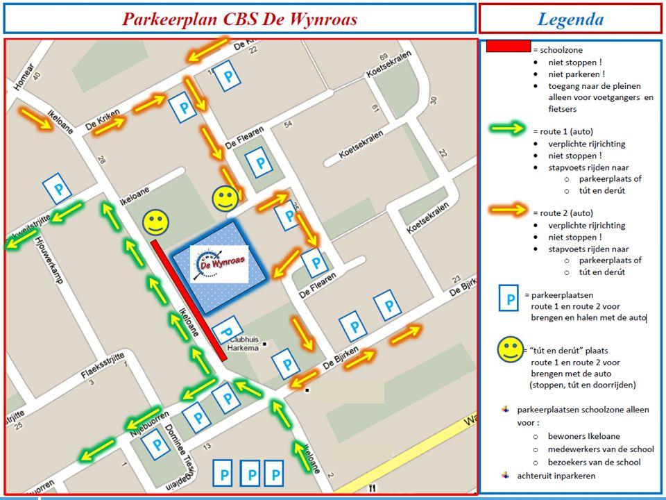 Parkeerplan inkopieren