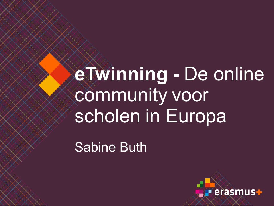 eTwinning - De online community voor scholen in Europa