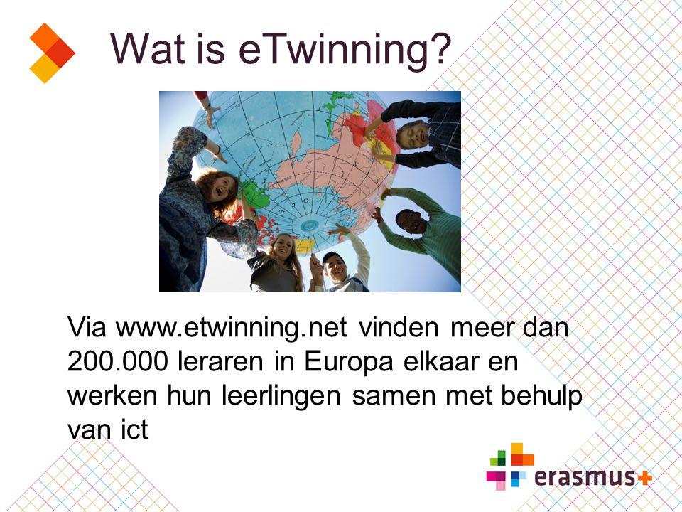 Wat is eTwinning.