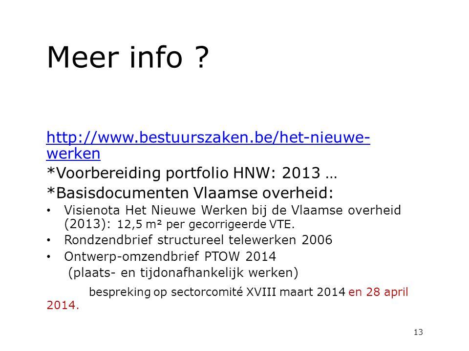 Meer info http://www.bestuurszaken.be/het-nieuwe-werken