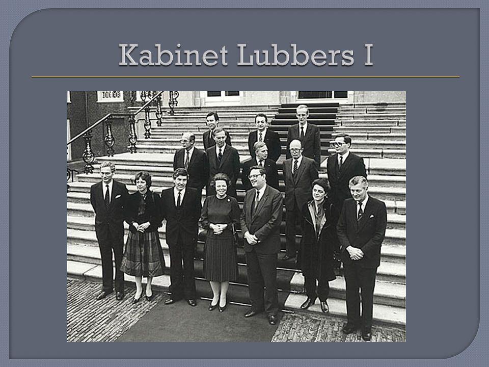 Kabinet Lubbers I