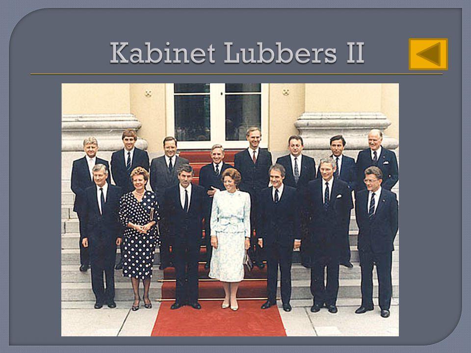 Kabinet Lubbers II