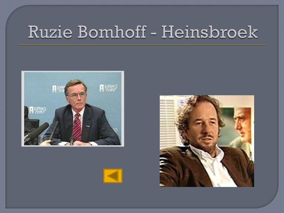 Ruzie Bomhoff - Heinsbroek