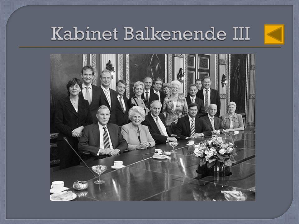 Kabinet Balkenende III
