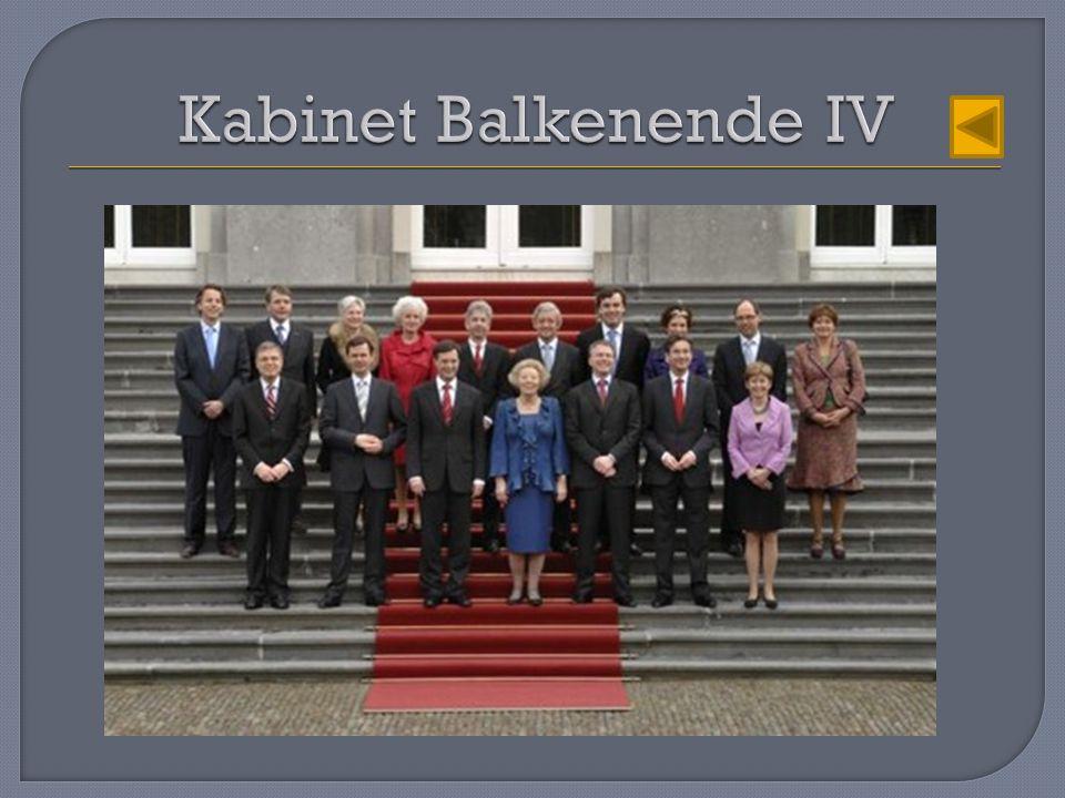 Kabinet Balkenende IV