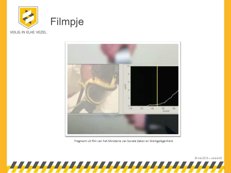 Filmpje Fragment uit film van het Ministerie van Sociale Zaken en Werkgelegenheid