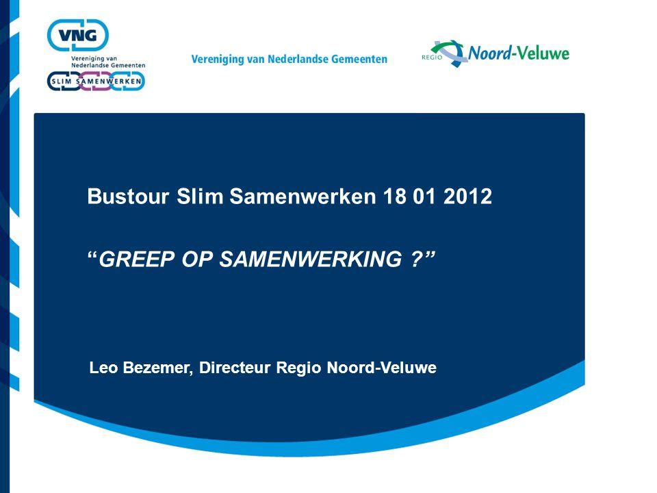 Bustour Slim Samenwerken 18 01 2012 GREEP OP SAMENWERKING