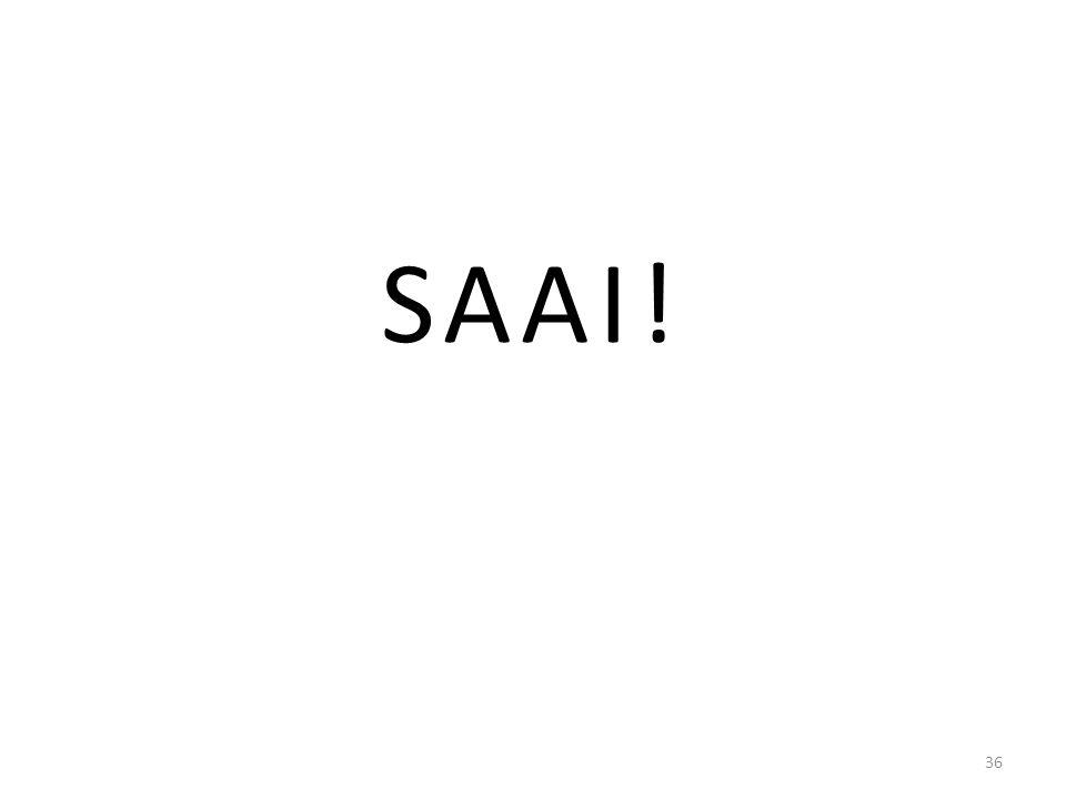 SAAI!
