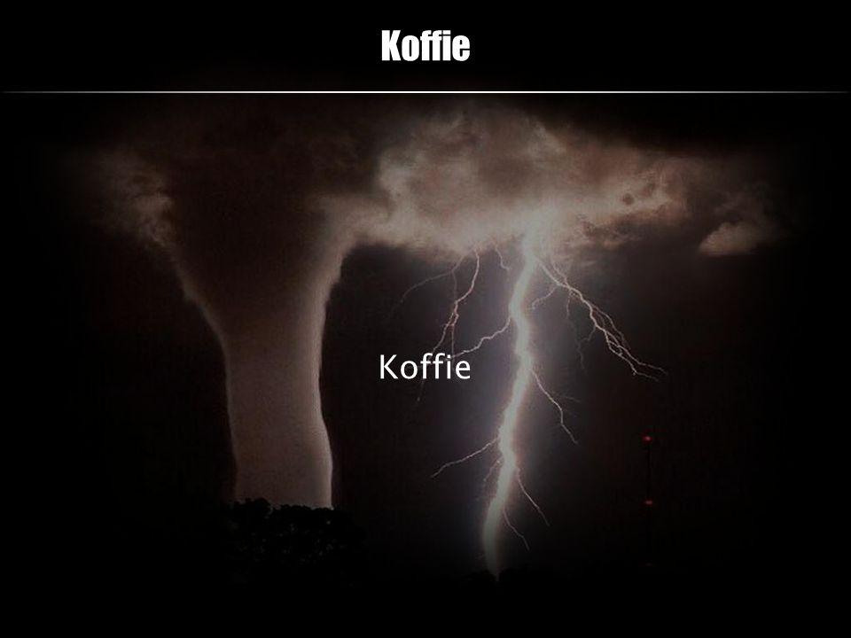 Koffie Koffie